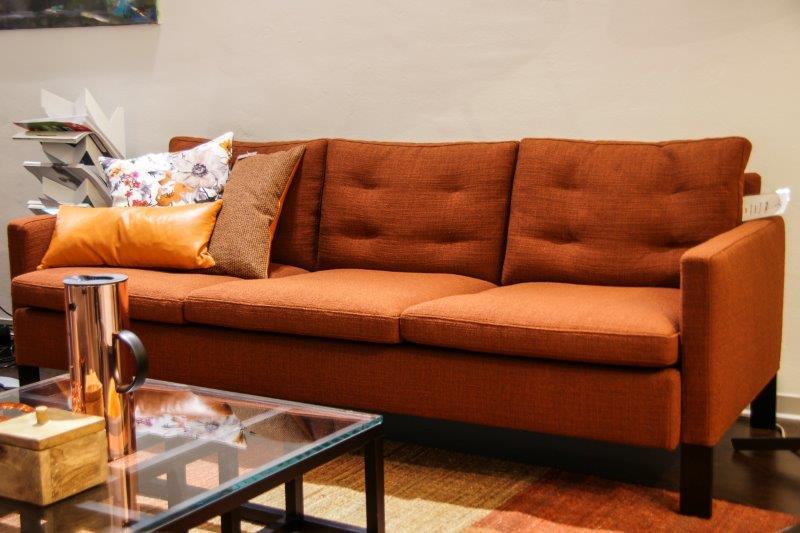 Sofa Hudson Dreisitzer Richard Maurer Wohndesign