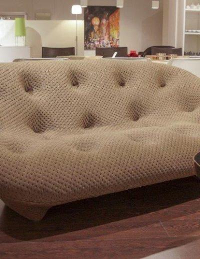 Sofa Ploum LR Zweisitzer